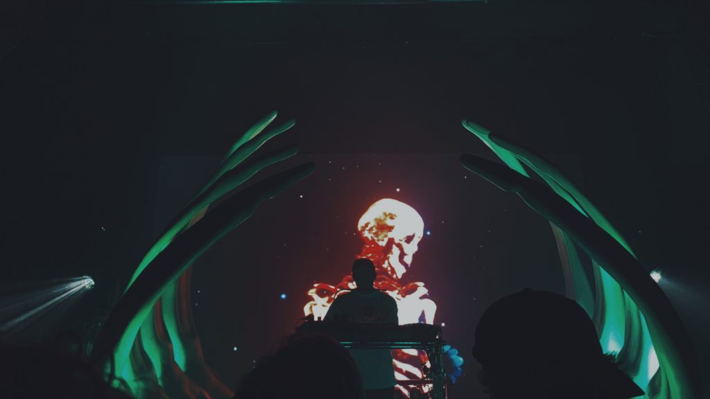Getter at The Aggie